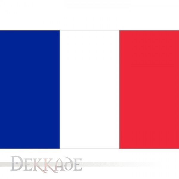 Bevorzugt Drapeau France LG55
