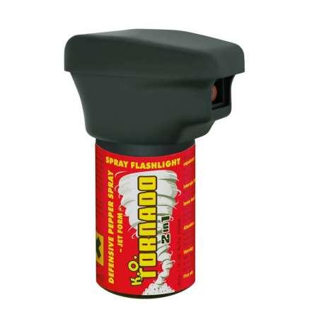 KO-TORNADO - Spray Flashlight
