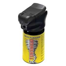Bombe Lacrymogène TORNADO Police 360°