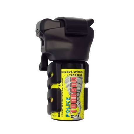 Holder SHT-06 with Metal Clip for Defensive Spray TORNADO