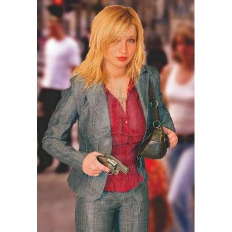 Tactical Target 0 - Blonde Woman