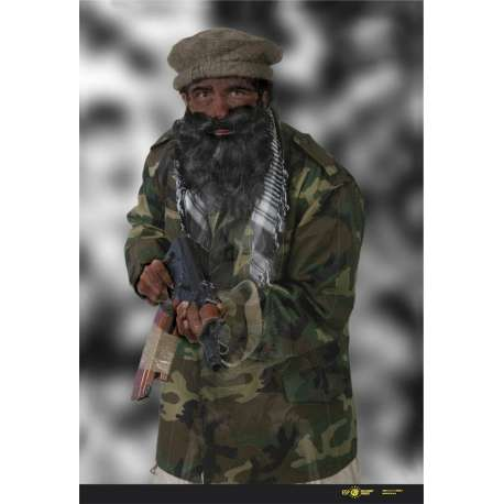 Cible Tactique 1 - Homme Afghanistan