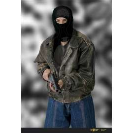 Tactical Target 2 - Man with Balaclava