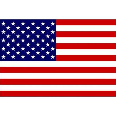 Flag : UNITED STATES OF AMERICA