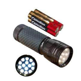 Flashlight MAGNUM with Super Bright Led Diode