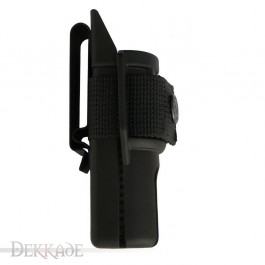 Holder LH-64 with Metal Clip for Tactical Flashlight