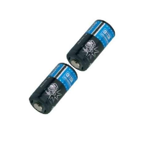 Pile Lithium CR123A