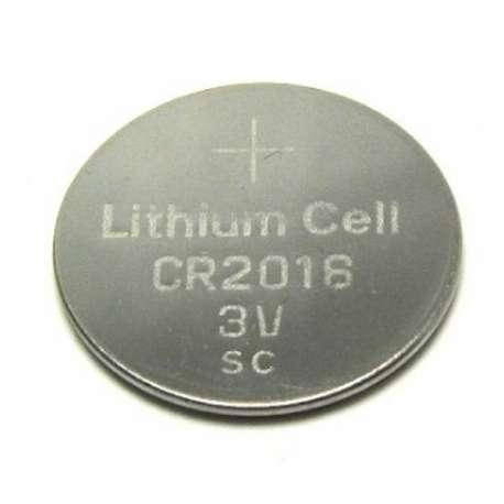 Pile Lithium CR2016
