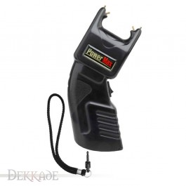 POWER MAX - Stun Gun 500.000 V with Safety Plug