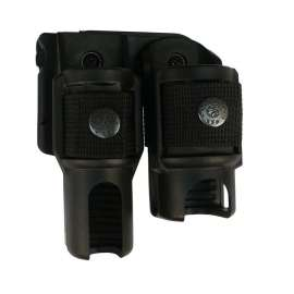 Double Swivelling Holder LH-SH-04 for Tactical Flashlight and Spray