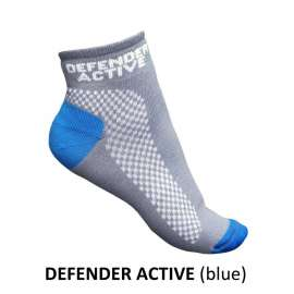 Chaussettes Defender Active - Blue