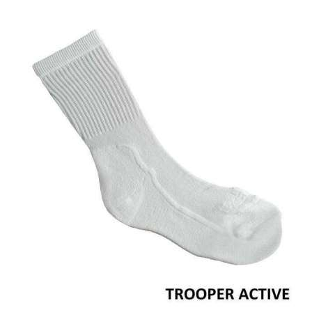 Chaussettes Trooper Active - White