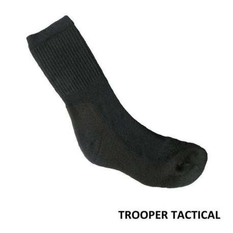 Chaussettes Trooper Tactical - Black