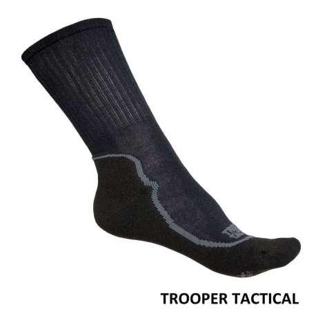 Technical Socks Trooper Tactical - Dark