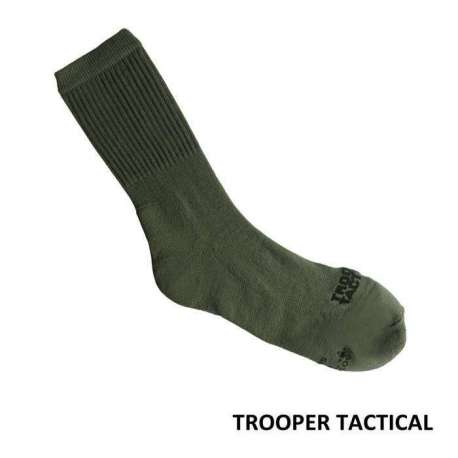 Chaussettes Trooper Tactical - Kaki