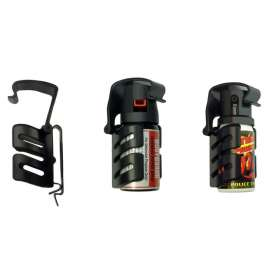 Universal Holder with Metal Clip SHU-64 for Defensive Spray