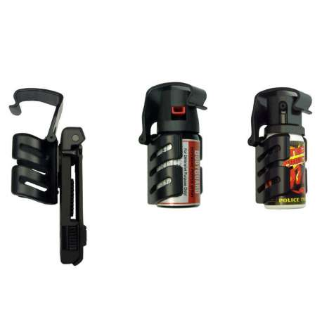 Universal Swivelling Holder SHU-14 for Defensive Spray