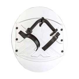 Bouclier Rond de Maintien de l'Ordre (Tenue Ambidextre)