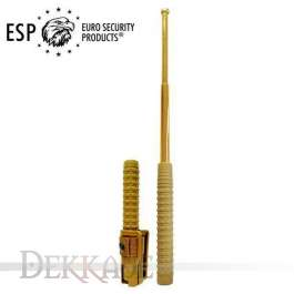 """Expandable Baton Hardened Steel 21"""" - Desert Spécial"""