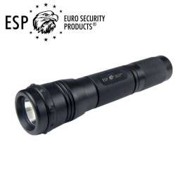 Police Tactical Flashlight HELIOS 10-34-4