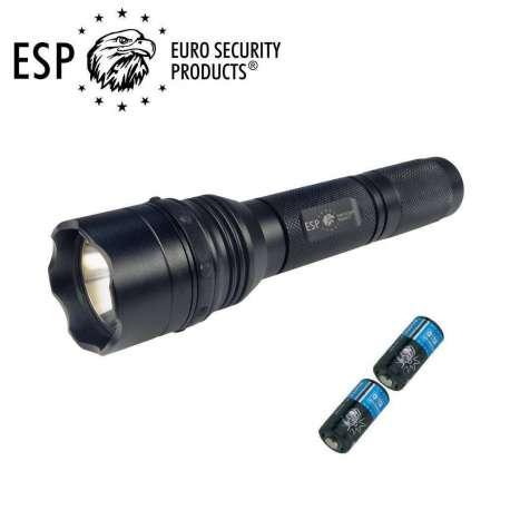Police Tactical Flashlight HELIOS 10-37