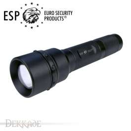 Tactical Police Flashlight HELIOS 3 Ultrazoom
