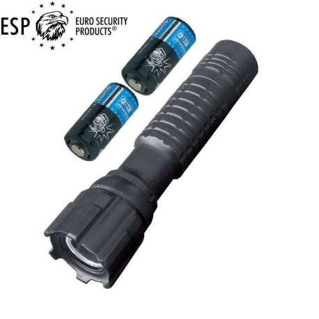 Tactical Police Flashlight BARRACUDA 5
