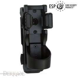Universal Swivelling Holder LHU-14 for Tactical Flashlight