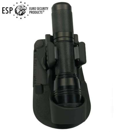 Universal Swivelling Holder LHU-24 for Tactical Flashlight