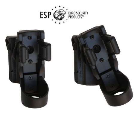 Universal Swivelling Holder LHU-34 for Tactical Flashlight