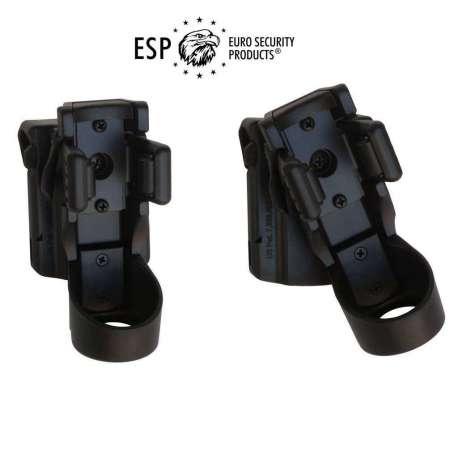 Universal Swivelling Holder LHU-44 for Tactical Flashlight