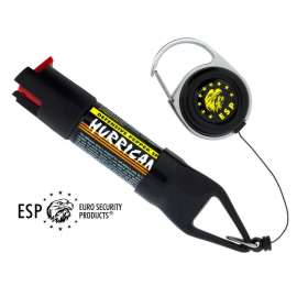 Retractable Holder for HURRICANE Pepper Spray