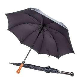 Parapluie Incassable Avec Bande Réfléchissante