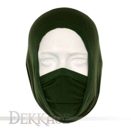 Multifunctional Neck Warmer – Climatherm Green