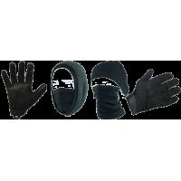 Gloves, Hood, Cheche